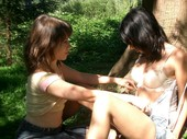 Two_hot_lesbians_posing_naked_outdoors