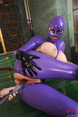 Black Angelika & Latex Lucy - The Lusts Of Latex Ladies